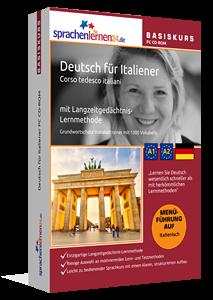 Deutsch lernen für Italiener